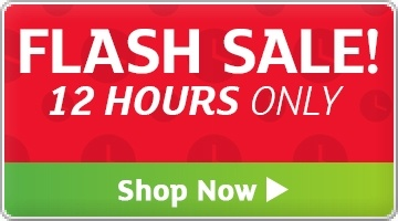 Banner: Flash Sale - Save up to 85%