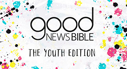 Banner: Good News Youth Bible