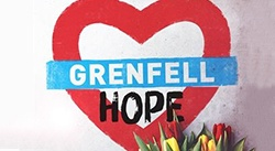 Banner: Grenfell Hope: Stories from the Community