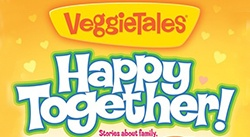 Banner: VeggieTales Happy Together DVD