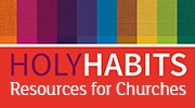 Banner: Holy Habits Introductory Guide