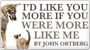 Banner: Id Like You More if You Were More like Me