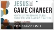 Banner: Jesus the Gamechanger DVD