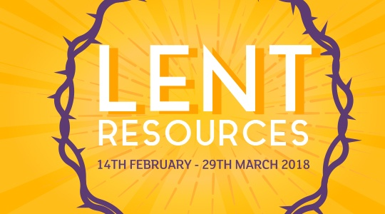 Banner: Lent Resources