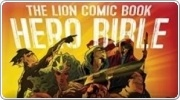 Banner: The Lion Comic Book Hero Bible