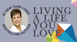 Banner: Joyce Meyer - Living a Life You Love