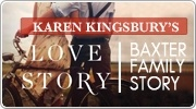 Banner: Love Story by Karen Kingsbury