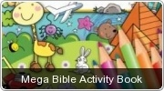 Banner: Mega Bible Activity Book