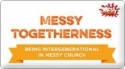 Banner: Messy Togetherness