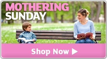 Banner: Mothering Sunday Gift Ideas