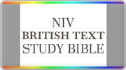 Banner: NIV Study Bible with UK Spelling