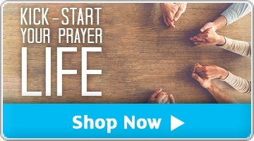 Banner: Prayer Offer - Save up to 25% on Selected Titles
