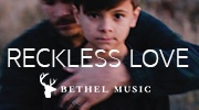 Banner: Reckless Love by Cory Asbury