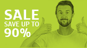 Banner: Eden Sale - Save up to 92%