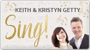 Banner: Sing by Keith and Kristyn Getty