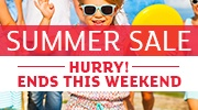 Banner: Summer Sale - Save up to 92%