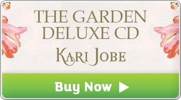 Banner: The Garden Deluxe CD by Kari Jobe