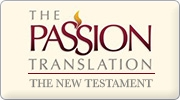 Banner: The Passion Bible New Testament