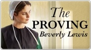 Banner: The Proving by Beverly Lewis
