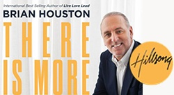 Banner: There Is More by Brian Houston