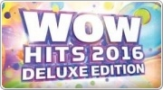 Banner: WOW Hits 2016 2CD Deluxe Edition