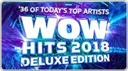 Banner: WOW Hits 2018