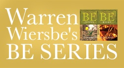 Banner: Warren Wiersbes Be Series