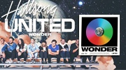 Banner: Wonder - new album from Hillsong UNITED