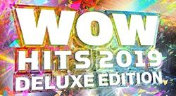Banner: WOW Hits 2019 Deluxe CD