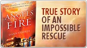 Banner: Angels In The Fire - A True Story