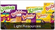 Banner: Light Resources