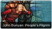 Banner: The Peoples Pilgrim - A Biography of John Bunyan