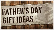 Banner: Fathers Day Gift Ideas