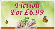 Christian Fiction reduced to £6.99