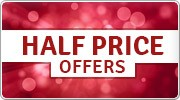 Our top Half Price offers