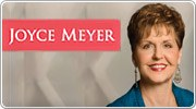 Banner: Books and resources by Joyce Meyer