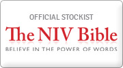 Banner: Anglicised NIV Bibles from Hodder & Stoughton