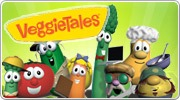 DVDs, Books and Gifts featuring Veggie Tales