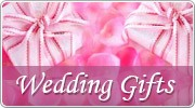 Banner: Selecton of Wedding Gift Ideas
