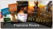 Banner: Books by bestselling fiction author Francine Rivers
