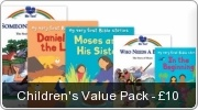 Banner: Old Testament Stories for Children Value Pack
