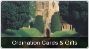 Banner: Ordination Cards & Gifts Department