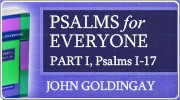 Banner: Psalms for Everyone Part 1