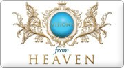 Banner: Visions From Heaven by Wendy Alec