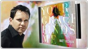 Banner: Your Grace Finds Me by Matt Redman