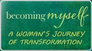 Banner: Becoming Myself by Stansi Eldredge