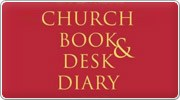 Banner: Church Book and Desk Diary 2015