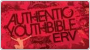Banner: ERV Youth Bible: Red