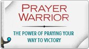 Banner: Prayer Warrior by Stormie Omartian