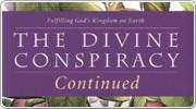 Banner: The Divine Conspiracy Continued - Dallas Willard